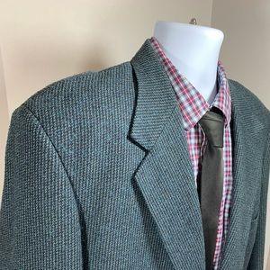 LaCrosse Tweed Sport Coat 46L
